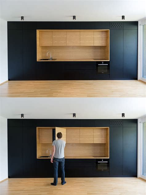 Black, White & Wood Kitchens Ideas & Inspiration