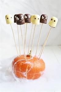 Halloween Snacks Selber Machen : halloween rezept gespenster monster aus schokok ssen rh eintopf ~ Eleganceandgraceweddings.com Haus und Dekorationen