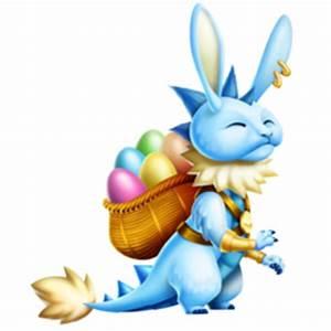 Egg Hunter Dragon Information in Dragon City
