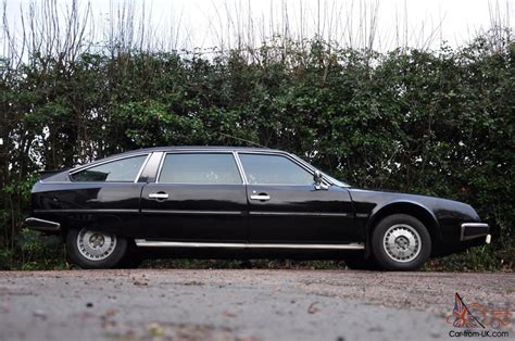 Citroen Cx For Sale by 1985 Citroen Cx 25 Prestige Turbo Series 1 Black Black