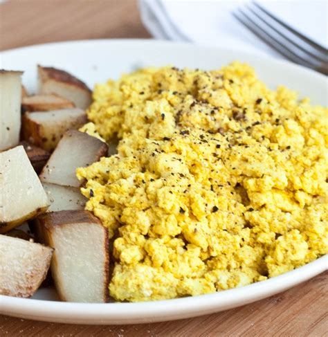 tofu scramble tamara s self sufficient life