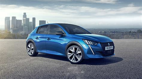 Peugeot 208 Hd Picture by New Peugeot 208 Debuts With More Style Tech E Variant
