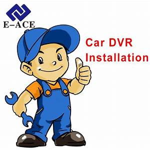 E Ace Car Dvr Mirror Auto Camera Installation Procedure