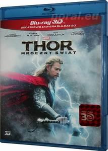 Thor: Mroczny Świat - Filmy Ultra HD Blu-ray i Blu-ray ...