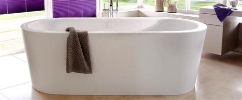 Freistehende Badewanne Material Und Standort by Badewanne Materialien Entdecken Acryl Stahlemaille