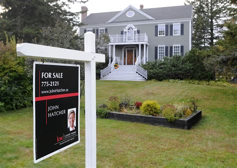 Maine Single-family Home Sales Jumped 17 Percent In