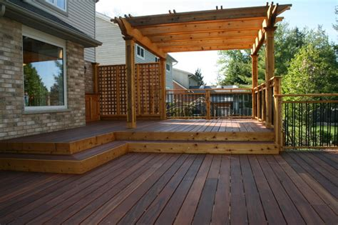 Patio Deck by Garden Decks Patio Toronto By Jws Woodworking And