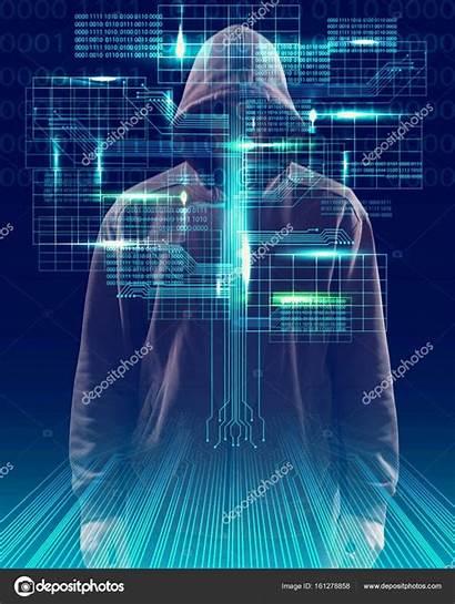 Hacker Gambar Cyber Hoodie Wallpapers Zedge Terbaik