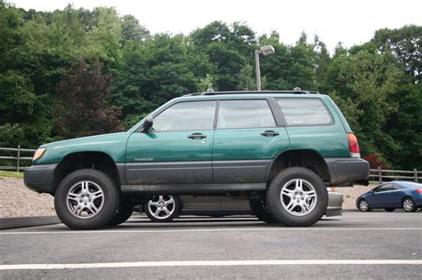 subaru lifted 8 quot lift on a subaru forester having a lifted subaru would