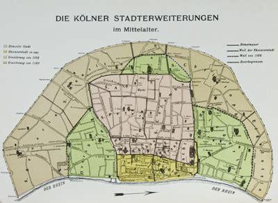 koeln im mittelalter topographie und verfassung hermann