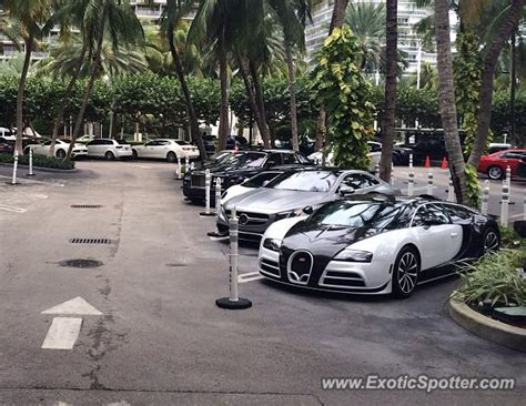Research, compare and save listings, or contact sellers directly from 1 veyron models in miami. Bugatti Veyron spotted in Miami beach, Florida on 10/21/2014