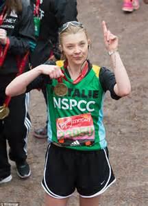 natalie dormer marathon natalie dormer reigns triumphant among