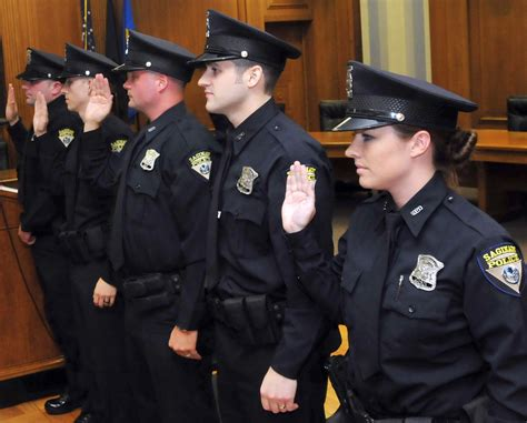 Master's Degree Programs In Law Enforcement Overview