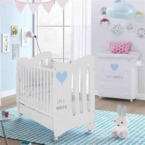 chambre bb lit et commode wonderful de micuna chambre With chambre bébé design avec offrir un bouquet