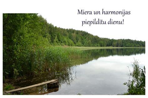Foto: Apsveikumu kartiņa: Miera un harmonijas piepildītu ...