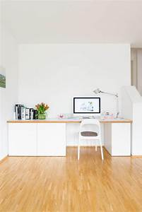 Ikea Schreibtisch Hack : ikea hacks so machst du deine m bel zu einzelst cken ~ Watch28wear.com Haus und Dekorationen