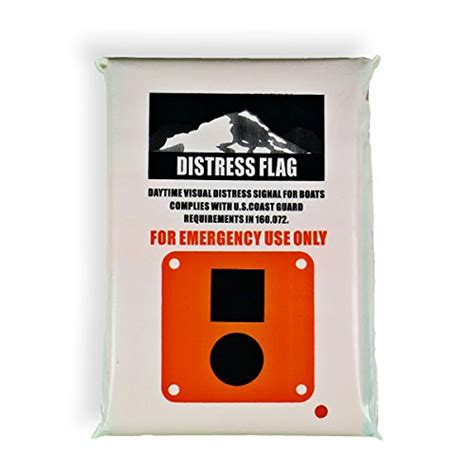 Boat Distress Flags by Goglobe Distress Flag For Boating Hiking Fishing Climbing