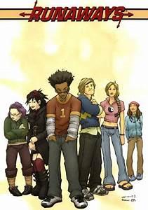 Runaways (comics) - Wikipedia
