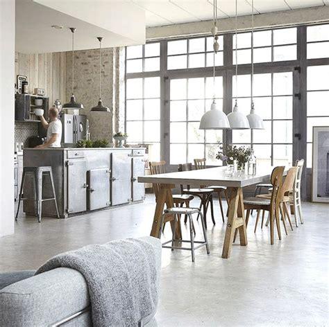 claves  conseguir el estilo industrial en tu casa