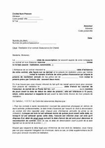 Modèle Effacement Dette : mod le courrier r siliation mutuelle loi chatel roger bontemps ~ Medecine-chirurgie-esthetiques.com Avis de Voitures