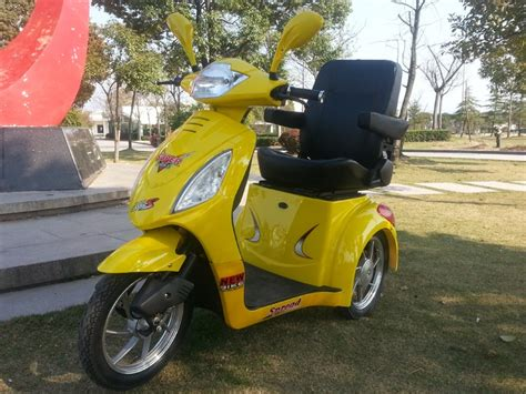 Three Wheel Tricycle Adult Electric Mobility Scooter