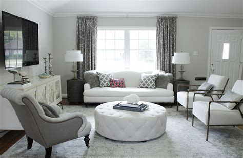 An Elegant, Budget-friendly Living Room