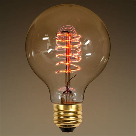 60 watt vintage light bulb g25 globe