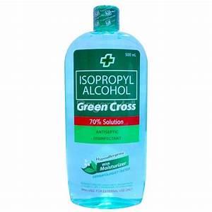 Green Cross Isopropyl Alcohol 70% Hypoallergenic ...