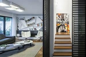 Tapis Salon Moderne : tapis salon moderne tendances accueil design et mobilier ~ Teatrodelosmanantiales.com Idées de Décoration