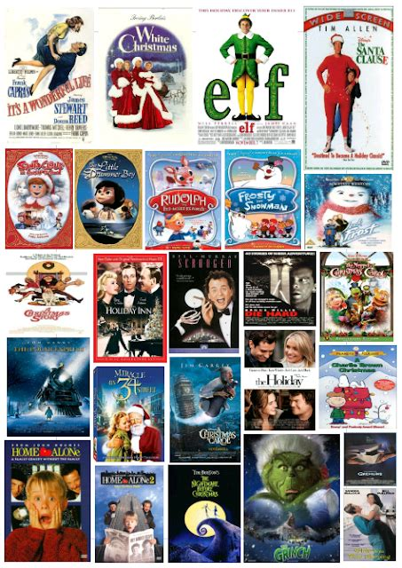 J R L I N D Z  The 25 Best Christmas Movies