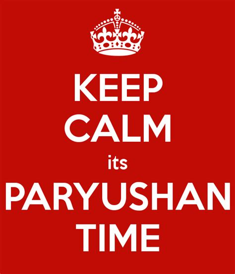 keep calm its paryushan time desicomments