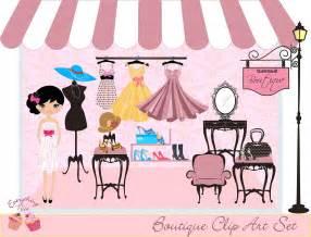 Free Boutique Clip Art