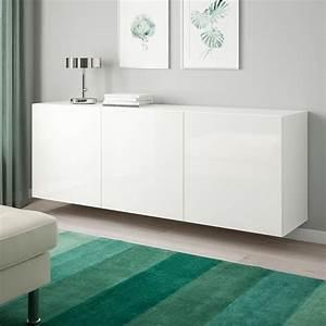 Ikea Besta Schublade : best schrankkombination f r wandmontage wei selsviken hochglanz wei ikea sterreich ~ Watch28wear.com Haus und Dekorationen