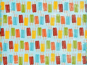 Art Paper Patterns : Colorful Ice Lollies Background 18 ...