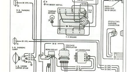 Chevy Wip Wiring Diagrams
