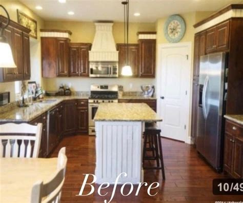 kitchen cabinet makeovers 19 kitchen makeover before and afters that will make your 2605