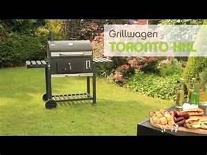 Tepro Toronto Xxl : tepro grillwagen toronto xxl youtube ~ Whattoseeinmadrid.com Haus und Dekorationen