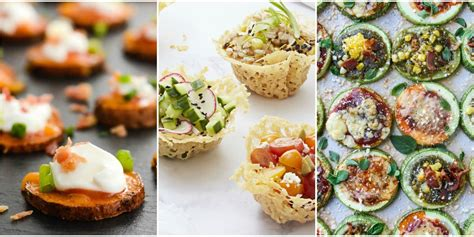 25 easy healthy appetizers best recipes for healthy