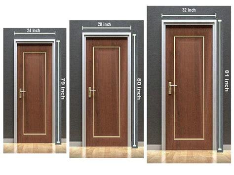standard bedroom door size  home  globe