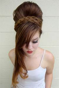 Amy Winehouse-Inspired Beehive: The How To - Career   Hair ...