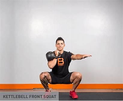 Workout Kettlebell Fitness Gifs Exercises Training Ass