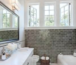 bathrooms with subway tile ideas master bath remodel subway tile shower fixture mirror gray tile pictures to pin on