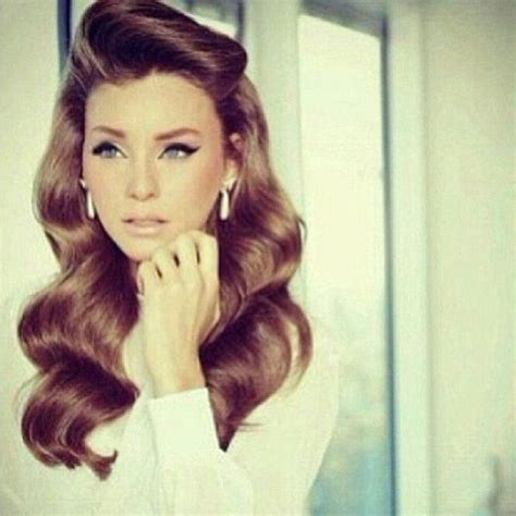 Simple 1950s Hairstyles by 15 Best Of Vintage Haircuts For Hair
