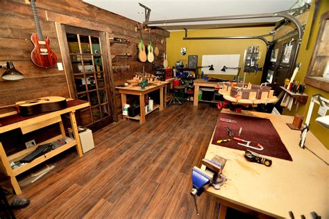 atelier lutherie guitare migneault luthier montreal