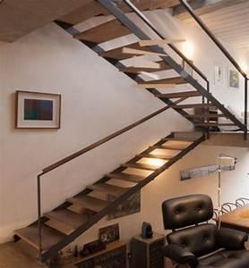 Treppe Stahl Holz Konstruktion. treppen als stahl holz konstruktion ...