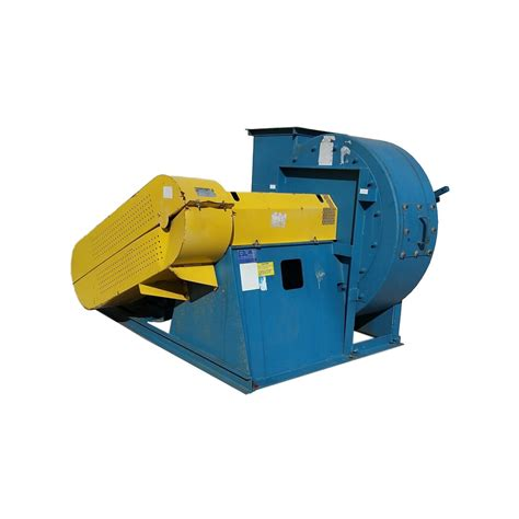 twin city fan blower 9 000 cfm 35 quot sp used twin city high pressure industrial