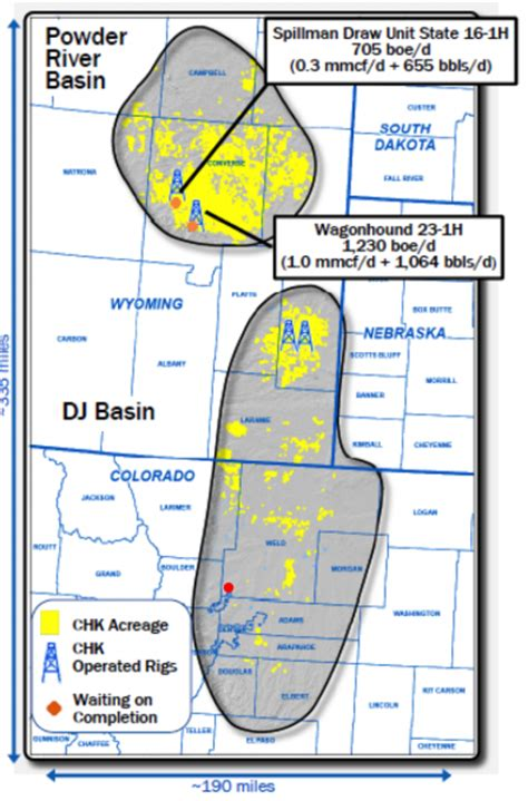 New Oil and Gas Codes in the DJ Basin - Oil & Gas 360
