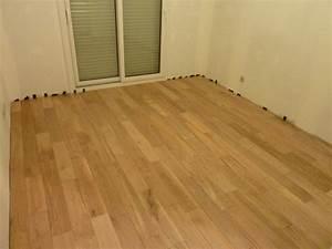notre maison en bois a luant decembre 2010 With puces de parquet essence de térébenthine