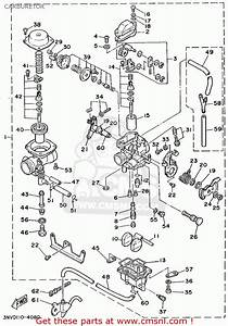 Yamaha Raptor 90 Carburetor Diagram