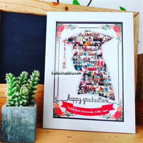 produsen scrapframe foto mozaik kado wisudaku